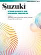 String Quartets for Beginning Ensembles, Volume 1