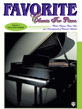 Favorite Classics for Piano, Volume 1