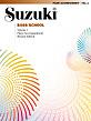 Suzuki Bass School Piano Acc., Volume 1 (Revised)