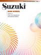 Suzuki Bass School Piano Acc., Volume 2 (Revised)