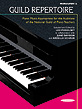 Guild Repertoire: Piano Music Appropriate for the Auditions of the National Guild of Piano Teachers, Preparatory A
