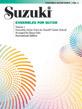 Suzuki Ensembles for Guitar, Volume 1