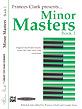 Minor Masters, Book 1
