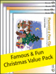 Famous & Fun Christmas Value Pack