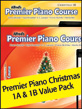 Premier Piano Course, Christmas 1A & 1B (Value Pack)