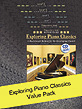 Exploring Piano Classics Value Pack