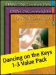 Dancing on the Keys Books 1-3 2012 (Value Pack)