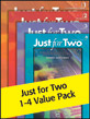 Just for Two Books 1-4 Value Pack 2012