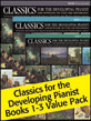 Classics for the Developing Pianist Books 1-3 Value Pack 2012