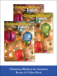 Christmas Medleys for Students, 1-3 Value Pack