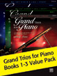 Grand Trios for Piano Books 1-3 Value Pack