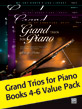Grand Trios for Piano Books 4-6 Value Pack