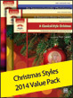2014 Styles Christmas Value Pack