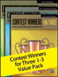 Contest Winners for Three 1-3 Value Pack