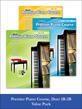 Premier Piano Course Duet 1B-2B Value Pack