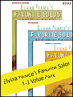 Elvina Pearce's Favorite Solos 1-3 Value Pack