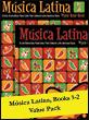 Música Latina Books 1-2 (Value Pack)