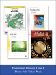 valuepack* Federation Primary Class I Piano Solo (Value Pack)