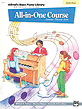 Alfred's Basic All-in-One Course Universal Edition, Book 4