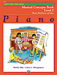 Alfred's Basic Piano Library: Musical Concepts Book 2