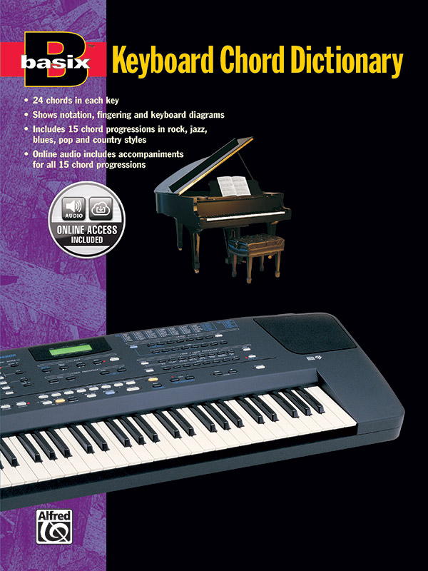 Basix®: Keyboard Chord Dictionary