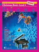 Alfred's Basic Piano Course: Top Hits! Christmas Book 4