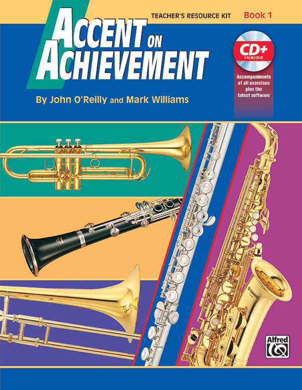 Accent on Achievement, Book 1 Teacher
