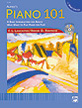 Alfred's Piano 101: The Short Course Lesson Book 1