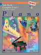 Alfred's Basic Piano Course: Top Hits! Solo Book Complete 1 (1A/1B)