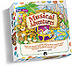 Musical Adventures Game: Game Cards and Board (Alfred's Basic Group Piano Course), Level 1