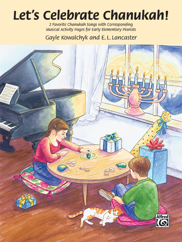 Let's Celebrate Chanukah!