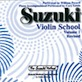 Suzuki Violin School CD, Volume 1 (Revised)