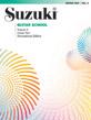 Suzuki Guitar School Guitar Part, Volume 9