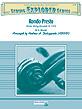 Rondo Presto (from String Quartet K. 157)