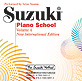 Suzuki Piano School New International Edition CD, Volume 4