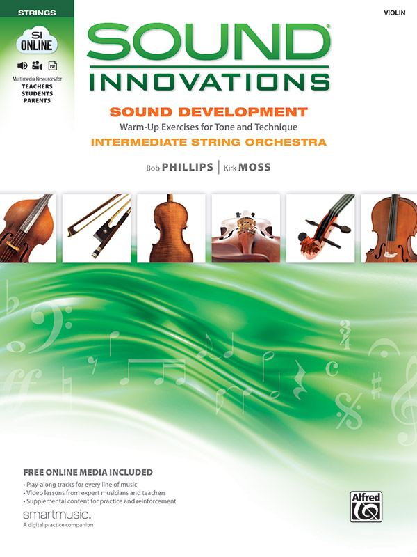 Sound Innovations for String Orchestra: Sound Development