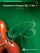 Concerto a Cinque, Op. 7, No. 1