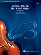 Sonata, Op. 10, No. 3
