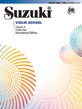 Suzuki Violin School Violin Part & CD, Volume 6 (Revised)