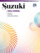 Suzuki Viola School Viola Part & CD, Volume 8