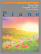 Alfred's Basic Piano Course: Praise Hits Complete Level 1