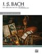Six English Suites, BWV 806--811