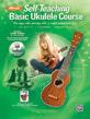 Alfred's Self-Teaching Basic Ukulele Course
