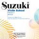 Suzuki Violin School CD, Volume 8 (Revised)