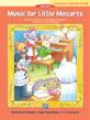 Music for Little Mozarts: Notespeller & Sight-Play Book 1