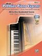 Premier Piano Express, Book 1