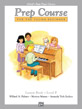 Alfred's Basic Piano Prep Course: Lesson Book F