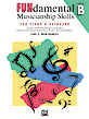 FUNdamental Musicianship Skills, Elementary Level B