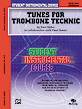 Student Instrumental Course: Tunes for Trombone Technic, Level II