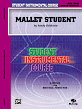 Student Instrumental Course: Mallet Student, Level III